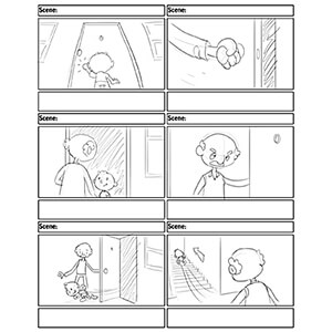 Animasyonlarda Storyboard Nasıl Hazırlanır? Video Eğitimi
