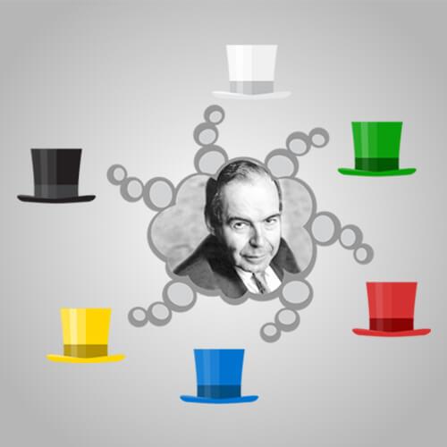 Doğru Sonuçlar İçin 6 Şapkalı Düşünme Tekniği Video Eğitimi