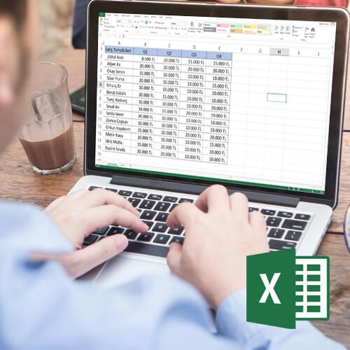 Excel de Dosya Paylaşımı ve Ekip Çalışması Video Eğitimi