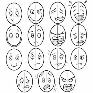 Karakter Yüz İfadeleri Çizim Teknikleri Video Eğitimi