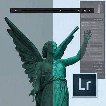 Lightroom'da Videolarla Çalışmak Video Eğitimi