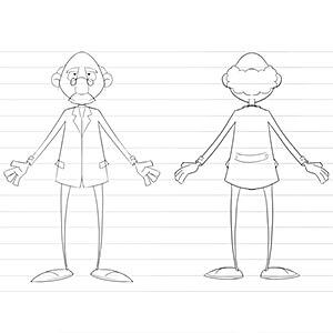 Karakter Modeli Çizim Teknikleri Video Eğitimi