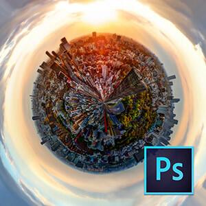 Photoshop ile Fotosfer (photosphere) Oluşturmak Video Eğitimi