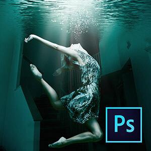 Photoshop ile Sel Efekti (flood plugin) Oluşturmak Video Eğitimi