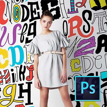 Photoshop Katman (Layer) Stilleri Kullanımı Video Eğitimi