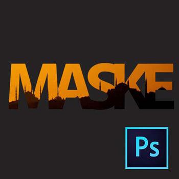 Photoshop'ta Maskelerle Çalışmak Video Eğitimi