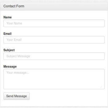 PHP ile Mail Form Oluşturmak Video Eğitimi