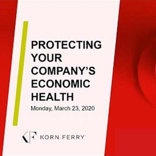 Protecting Your Company's Economic Health Video Eğitimi