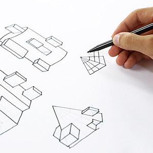 Temel Sanat - Geometrik Formlar, Deformasyon ve Konumlandırma Video Eğitimi
