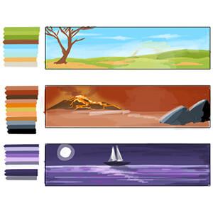 Çizimlerde Color Script Kullanımı Video Eğitimi