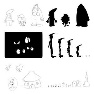 Karakter Çizimlerinde ARGE Çalışması Yapmak Video Eğitimi